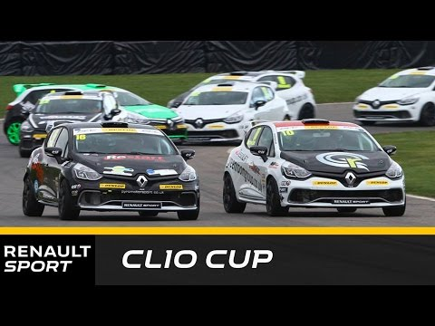 Highlights - Brands Hatch Indy - Clio Cup UK 2015