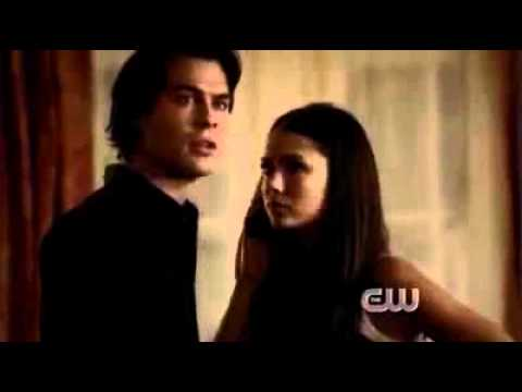 The Vampire Diaries Season 2 Episode 1: The Return - Damon Kills Jeremy video