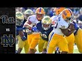 Lagu Pittsburgh vs. Notre Dame Football Highlights (2018)