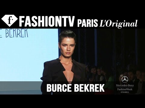 Burce Bekrek Spring summer 2015 | Mercedes-benz Fashion Week Istanbul | Fashiontv video