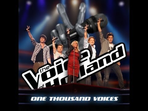 The voice of Holland - One Thousand Voices (Official Video)
