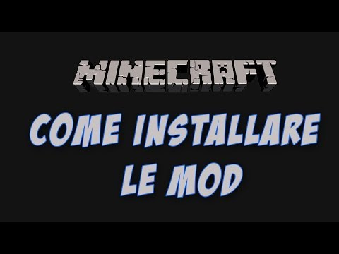 Come installare le Mod su Minecraft 1.8 (NO-FORGE) [TooManyItems] - Nuovo metodo