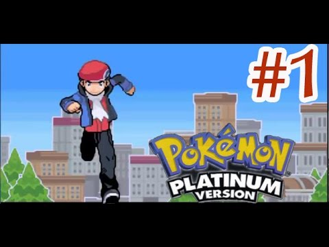 how to play pokemon platinum on mac