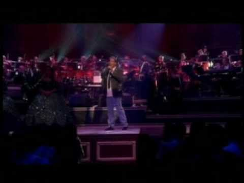 luther vandross the impossible dream live Video
