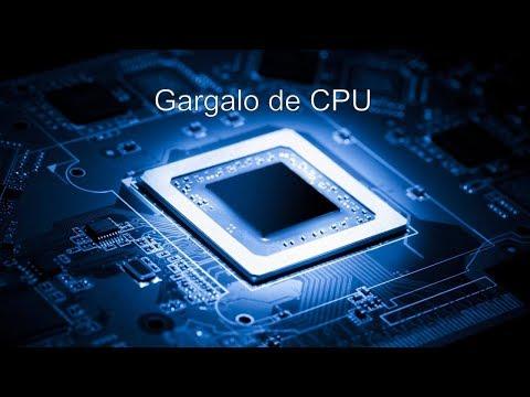 Gargalo de CPU e GPU / Uso da CPU AMD x Intel / Papel da CPU em jogos