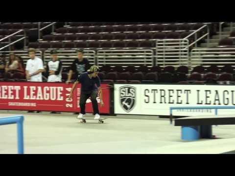 Street League LA stop 2 practice