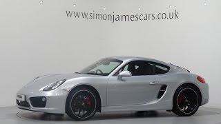 Porsche Cayman 981 3.4 S PDK