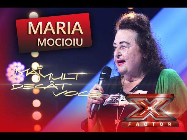 """Luciano Pavarotti - """"Caruso"""". Interpretarea Mariei Mocioiu la X Factor!"""