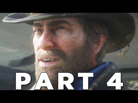 RED DEAD REDEMPTION 2 Walkthrough Gameplay Part 4 - BLACKWATER (RDR2)