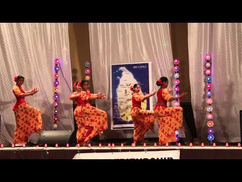 Game Suwanda Dance By Helaranga Dance Group Vancouver Canada. Choreographed By Nilmini Wijewardena video