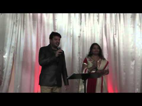 Suresh Pathaneni and Jyothi Sadhu sing Bommali ... from Billa...