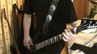 Metallica - Trapped under ice bass cover