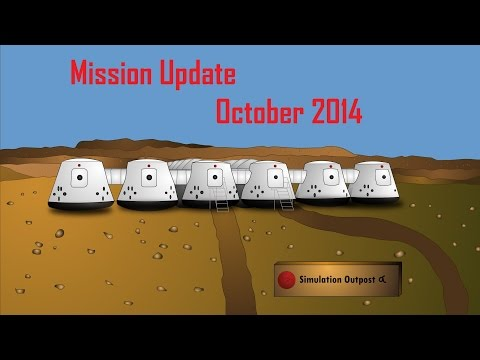 Mars One Mission Update: October 2014
