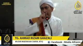 Ustaz Ahmad Rizam Hebatnya selawat