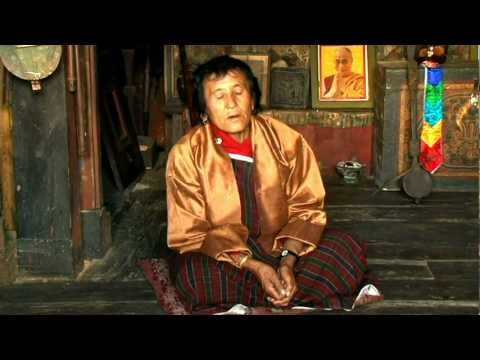 Aum Nimchu Pem, Legendary  Bhutanese Singer video