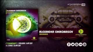 Alexander Chekomasov -  Mechanics [Teaser Video]