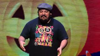 Every Picture Tells A Story -- The Book Of Life | Jorge R. Gutierrez | TEDxKids@SMU