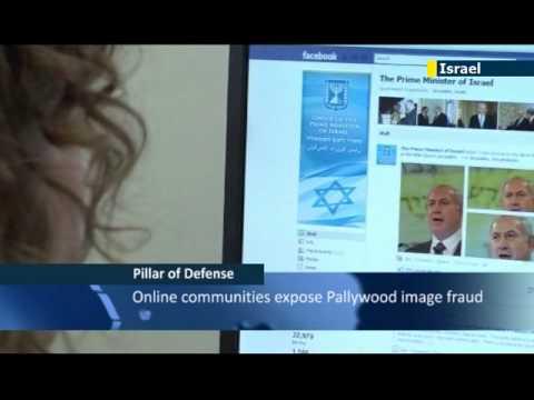 OPERATION PILLAR OF DEFENSE: Hamas frauds exposed as social media war hots up