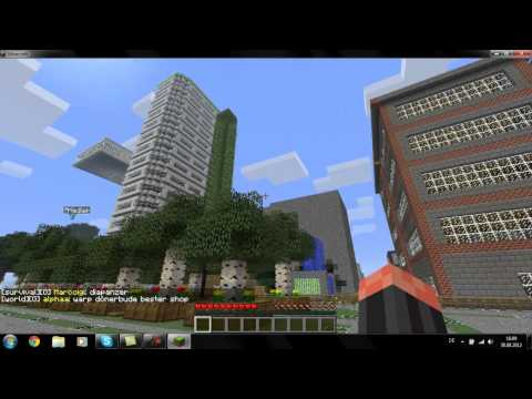 [NODUS] Minecraft Multiplayer Hack [German] HD