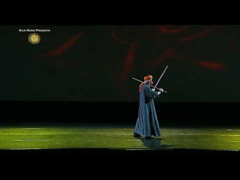 Karim Nagi (egypt usa) At The Gala Show Italy Venice Oriental Dance Convention - silkroadprojects video