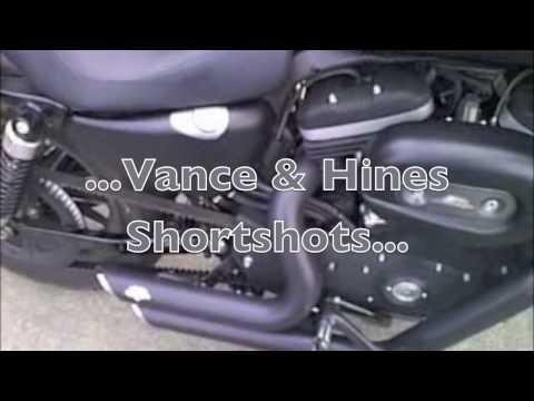 Iron 883 Harley Davidson Sportster Part 2 Video