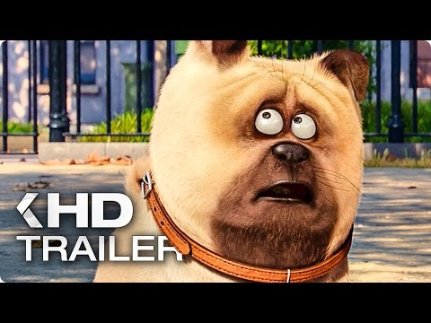 The Secret Life Of Pets - Trailer 2 - Song(s) Music