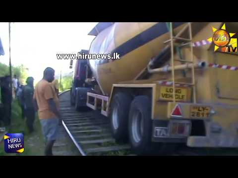 a container truck to|eng