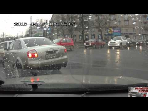 Car Accidents, Crashes & Road Rage - Compilation # 9 - 2013 - Dashcam Russia