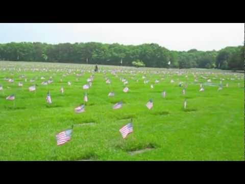 Memorial Day Visit to Calverton National Cemetery