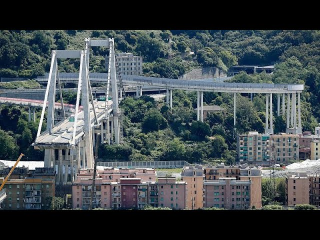 Italy's coalition vows to remove Genoa bridge firm's licence