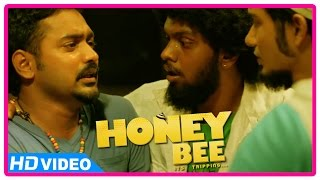 Honey Bee - Honey Bee Malayalam Movie | Malayalam Movie | Asif Ali | Realizes Love for Bhavana | 1080P HD