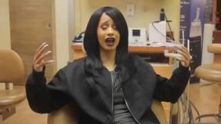 Cardi B Reveals Why She Chose Dentist Dr. Catrise Austin To Fix Her Teeth