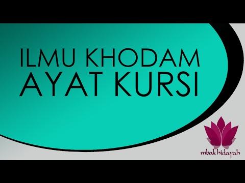 Ilmu Khodam Ayat Kursi Untuk Mengabulkan Segala Hajat