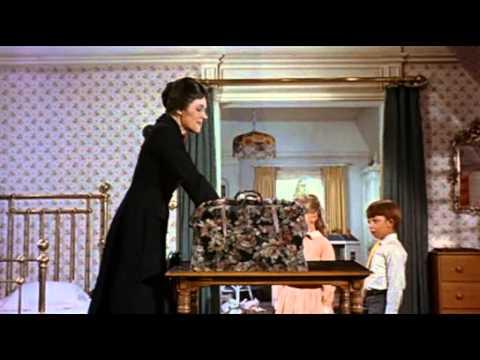 Mary Poppins 1964 Magic Bag Youtube
