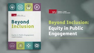 Webinar: Beyond Inclusion - Equity in Public Engagement