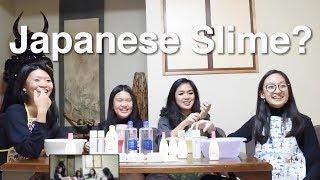 #COBACOBATIME : Bikin Slime di Jepang