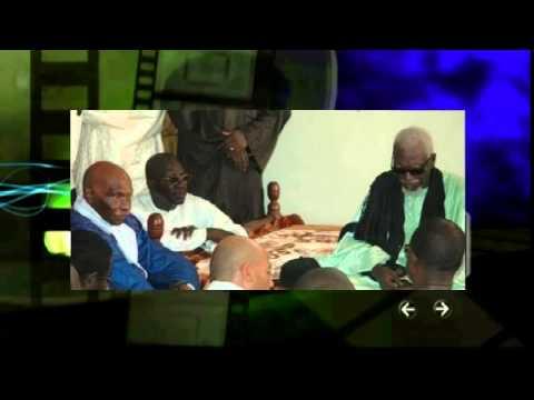 Paroles de Sagesses de Serigne Sidy Mokhtar a Maître Abdoulaye Wade