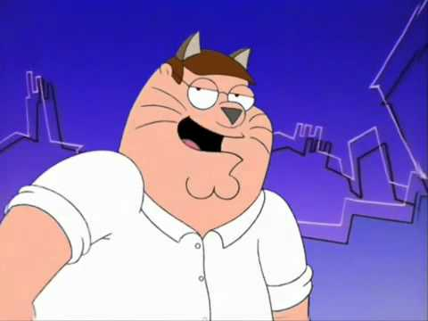 Paula Abdul- Opposites Attract (featuring Peter Griffin) video