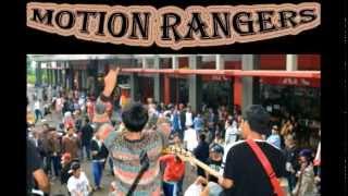 MOTION RANGERS -Ingin kamu (Power-pop alternative)