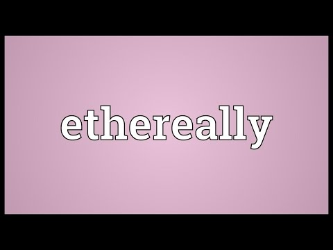 Header of ethereally