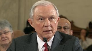 "Jeff Sessions reacts to being called a ""bigot"""