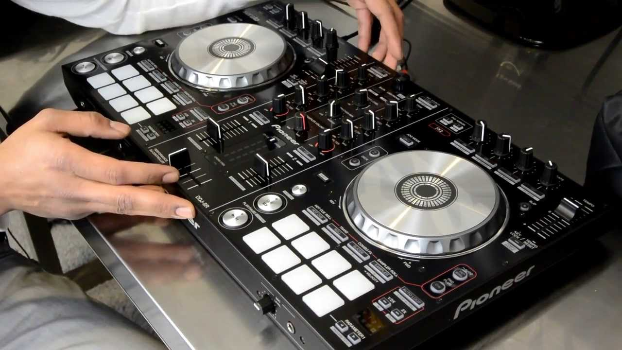 PIONEER DJ CONTROLLER DDJ-SB2 REVIEW