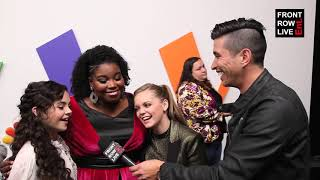 The Voice Season 15 Top 13 | Team kelly Clarkson Interview