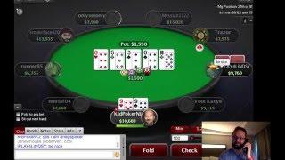 Daniel Negreanu play PokerStars Big $10 // 2016