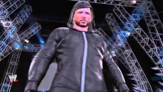 AJ Styles entrance Backlash 2016 SOOL