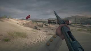 Battlefield 1 - Raid on The Suez Canal Ottoman Defense