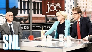 Morning Joe Michael Wolff Cold Open - SNL by : Saturday Night Live