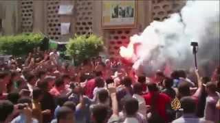 الحراك الطلابي في الجامعات المصرية