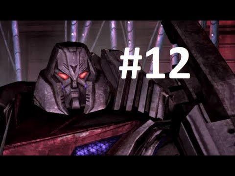 Transformers War for Cybertron: Ep 12 - Another mini Metroplex