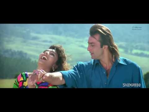 Nazar Mein Tu JIgar Mein Tu|| Andolan 1995 Full HD|| Video Song